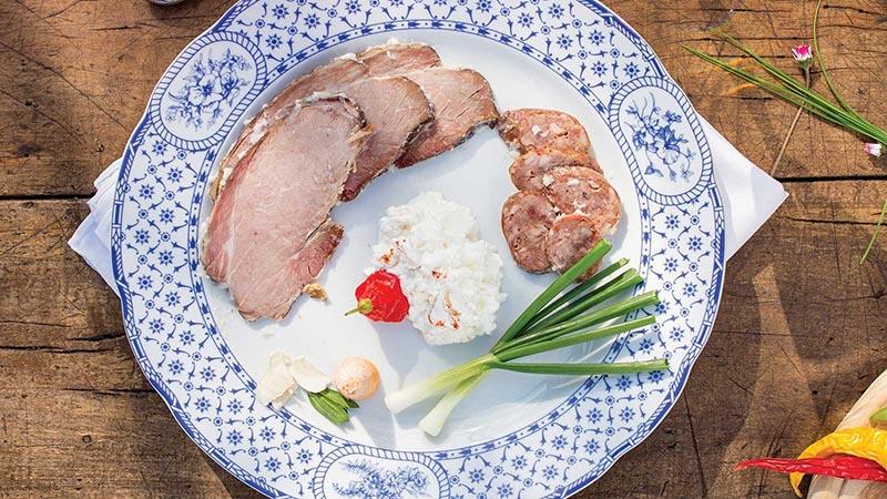 pratos típicos croácia