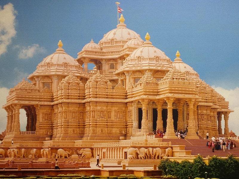 maior templo hindu do mundo