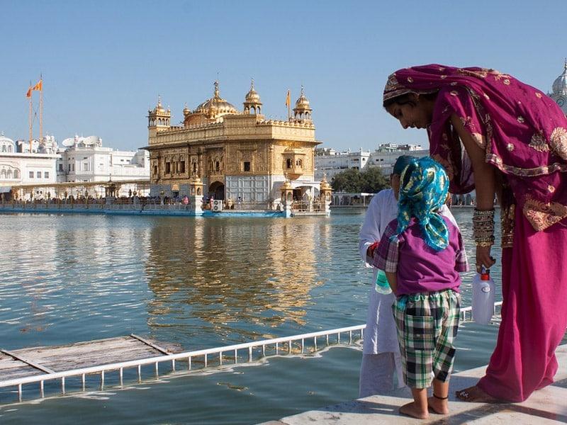 templos sagrados da índia