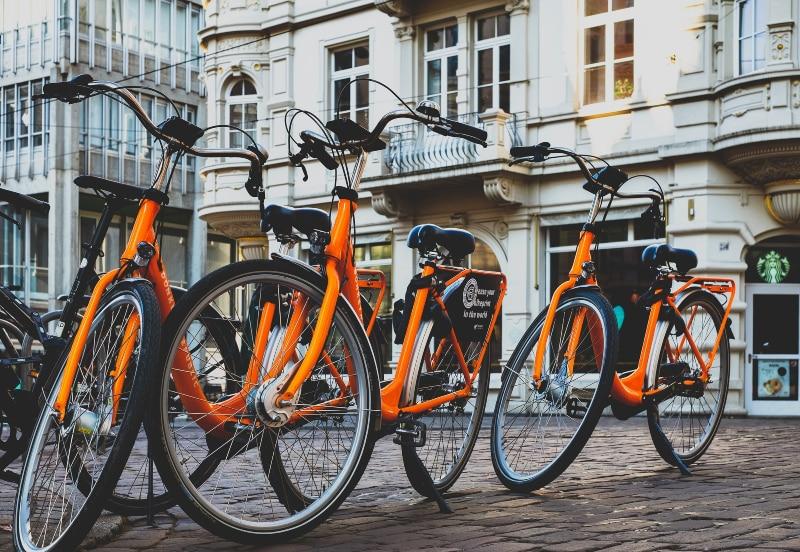 Passeios em bike em Zagreb