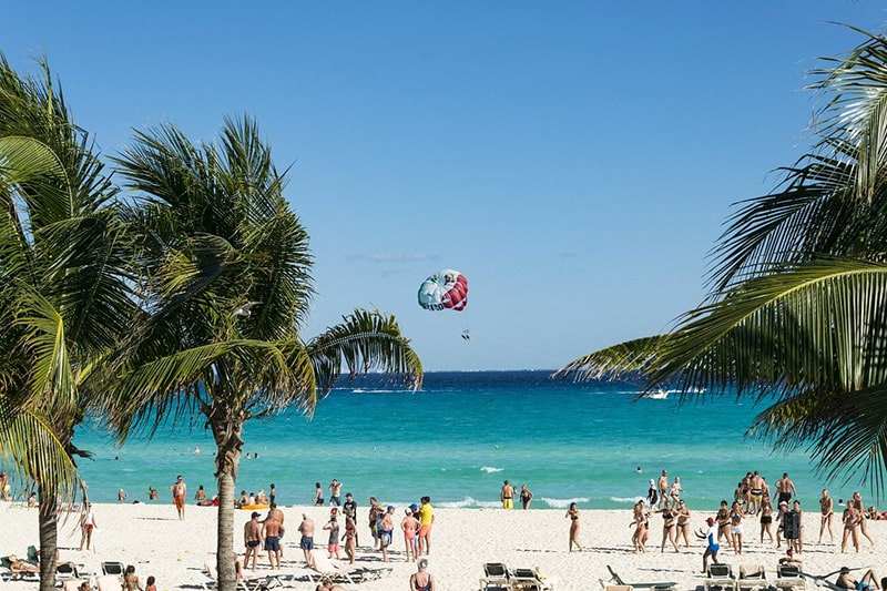 Passeios incríveis em Cancún