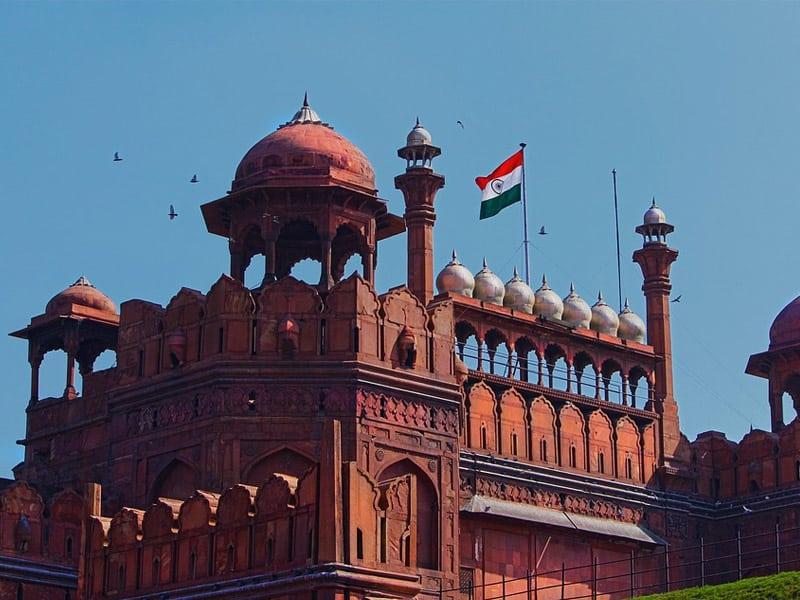 pontos turísticos de Delhi