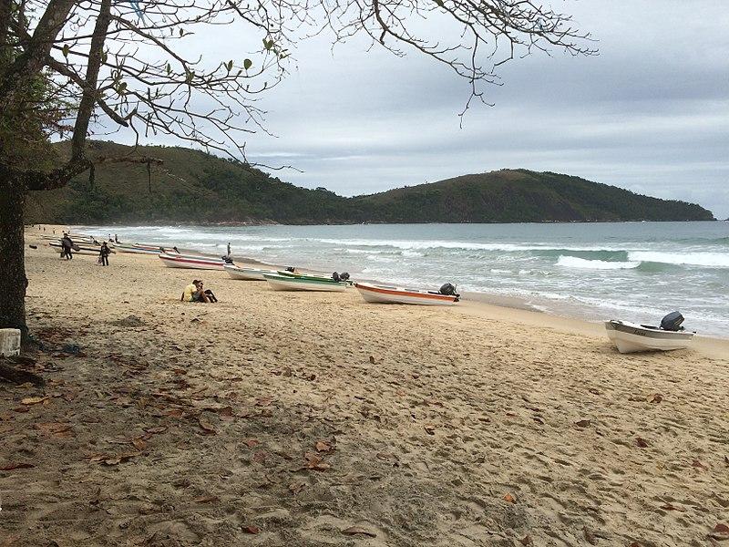 Roteiro em Paraty com praias