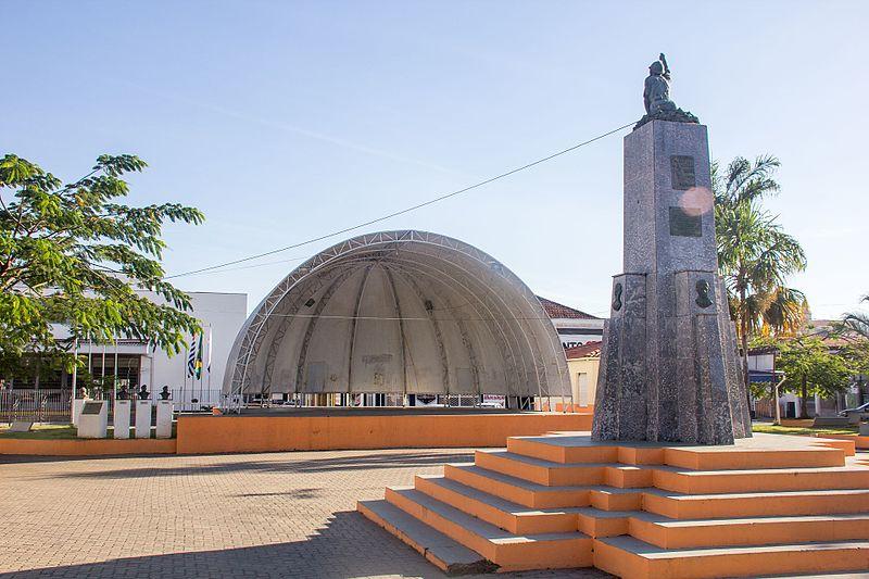Cachoeira Paulista turismo
