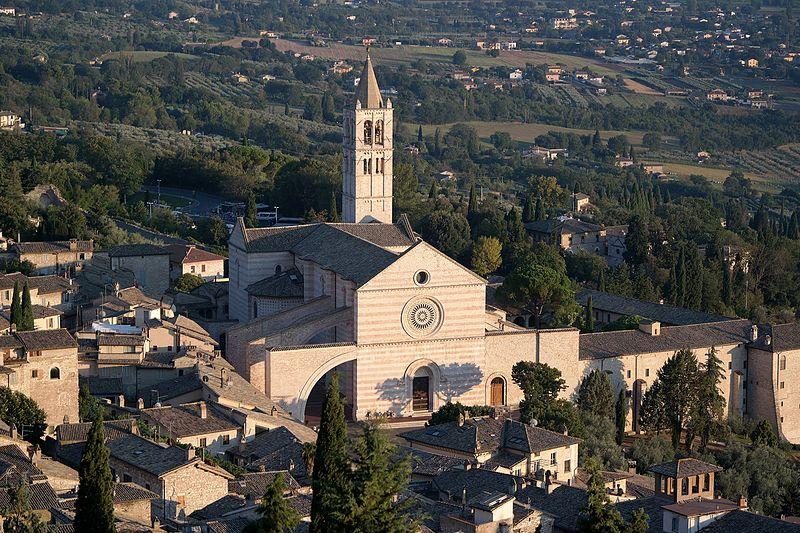 pontos turísticos de Assis igrejas