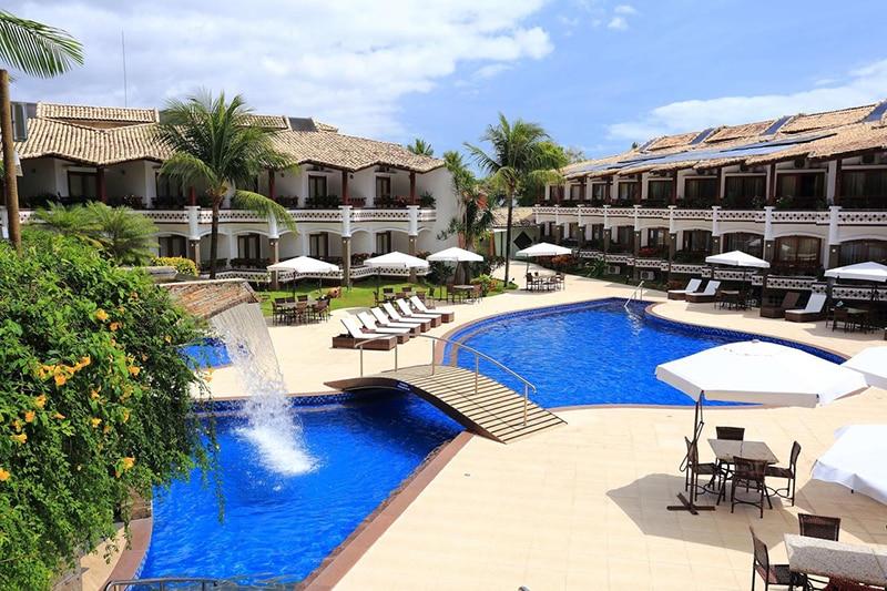 Melhores hotéis em Porto Seguro