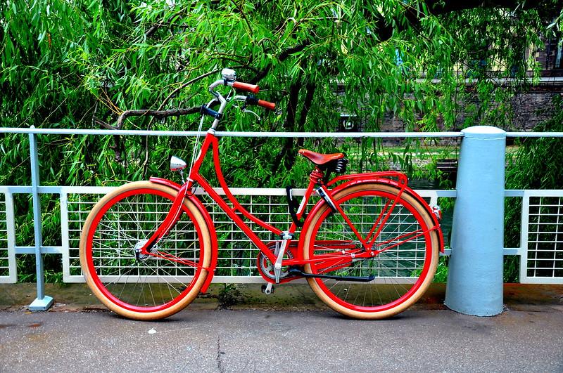 Bike na França