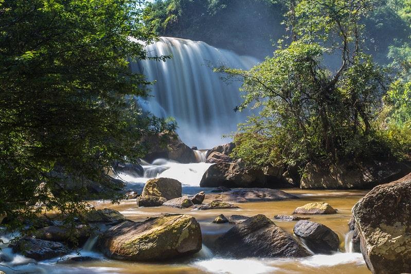 Cachoeiras em Minas Gerais