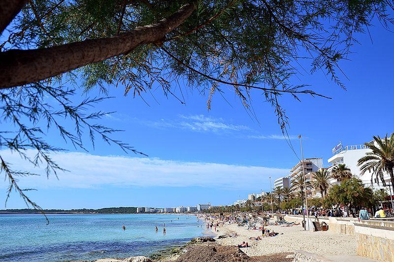 melhores praias de maiorca