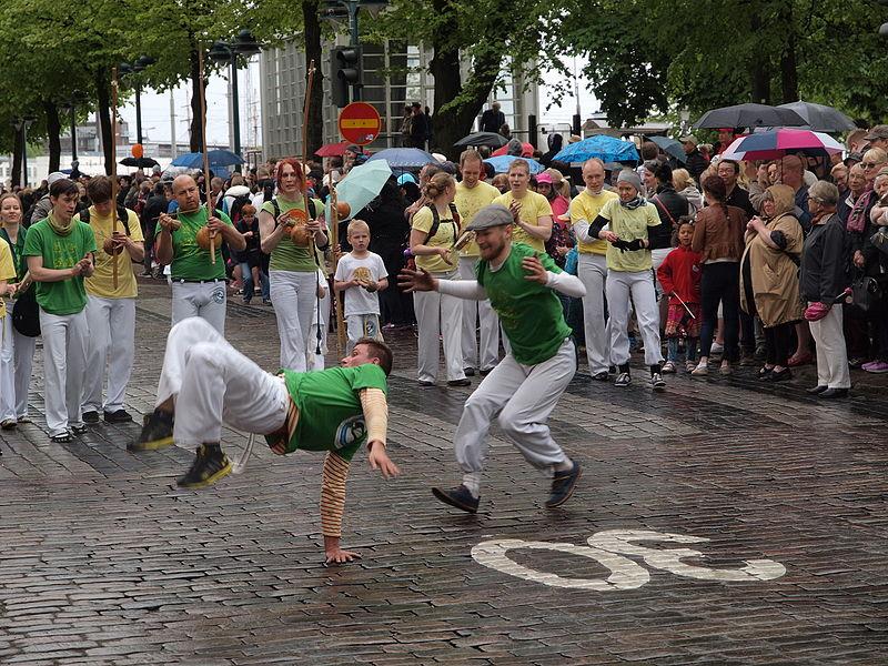 Festas na Finlândia