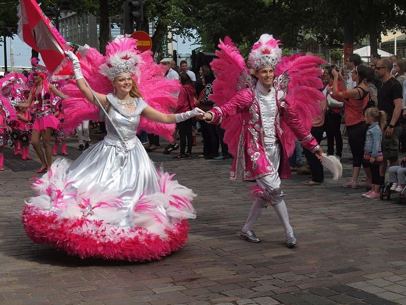 Carnaval em Helsinque