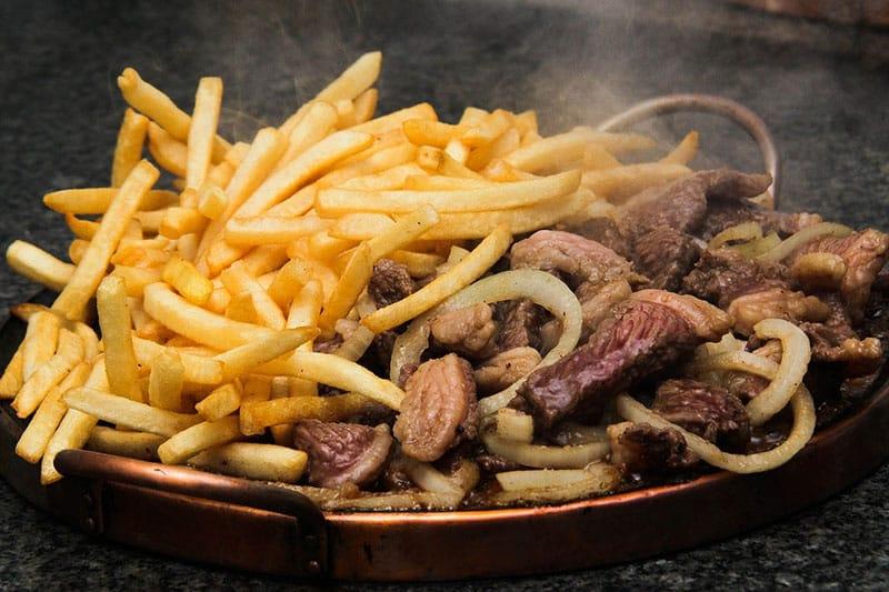 Restaurantes em Monte Verde