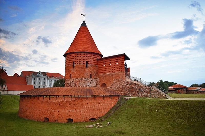 Pontos turísticos de Kaunas