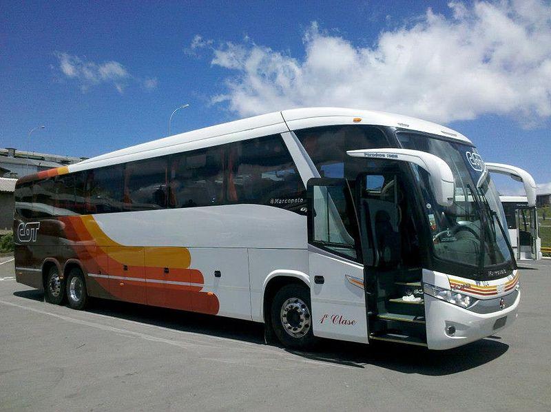 ônibus Punta del Este
