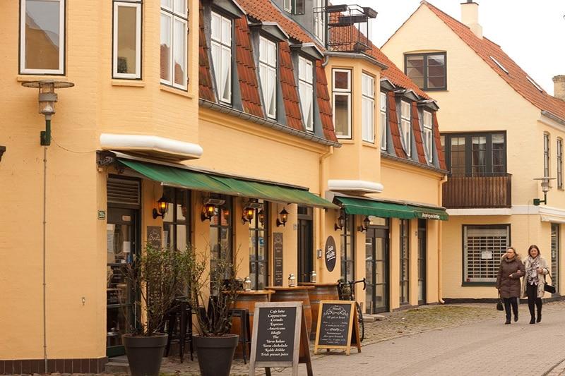 Cidades da Dinamarca