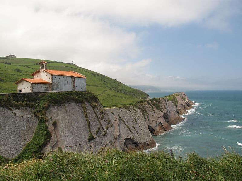 País Basco Praias