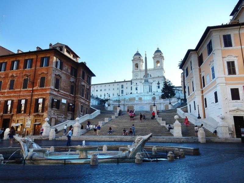 Praças de Roma