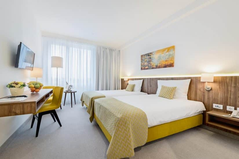Melhores hotéis em Zagreb