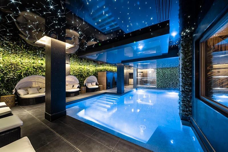 Hotel de luxo Estrasburgo
