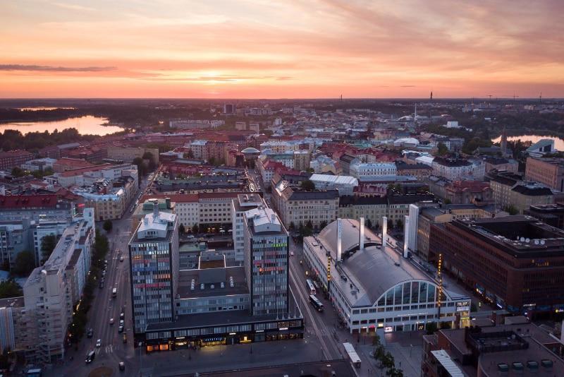 Roteiro Escandinávia verão