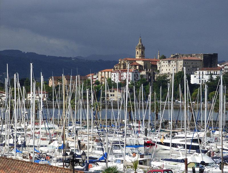 Arredores de San Sebastian