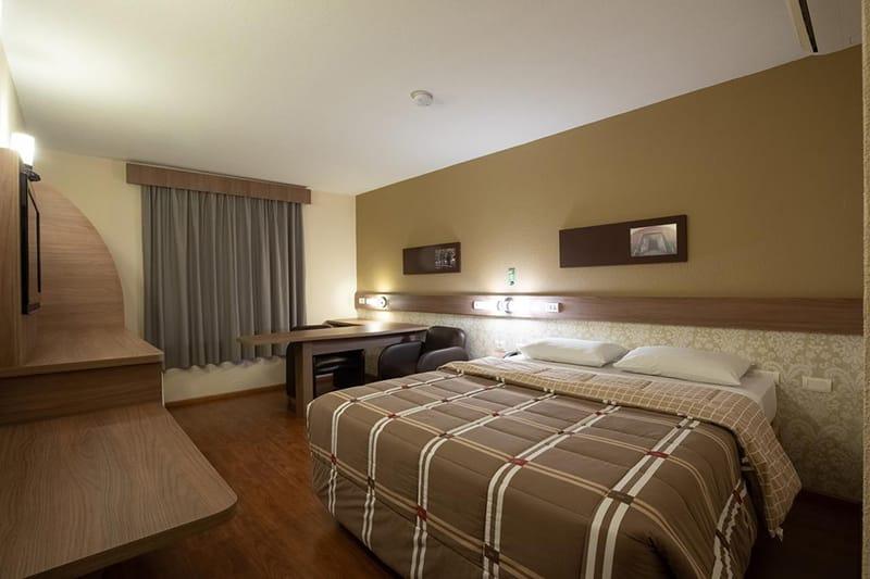 Hotéis 5 estrelas em Blumenau