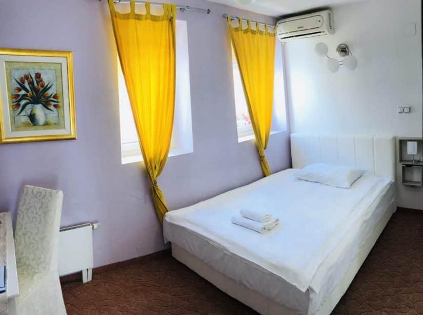 hotel barato em Zagreb
