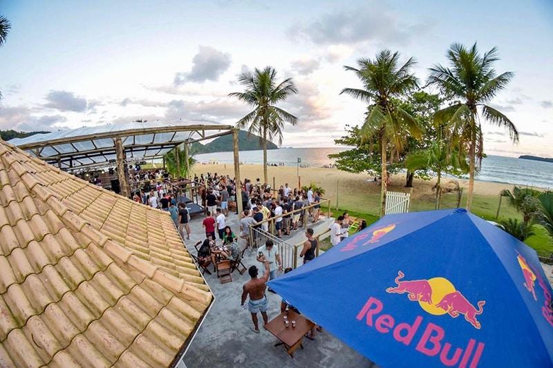 Festas praia vermelha ubatuba