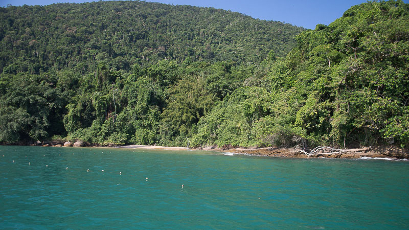 Ilhas anchieta Ubatuba