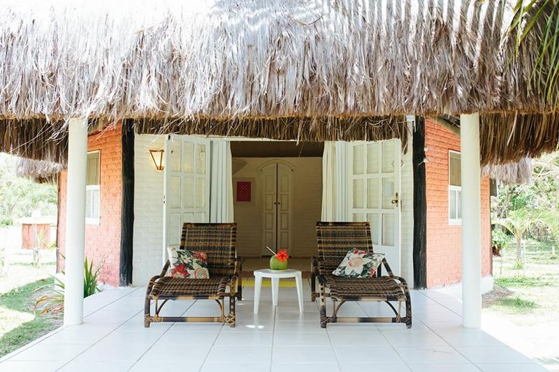 Hotéis em Corumbau