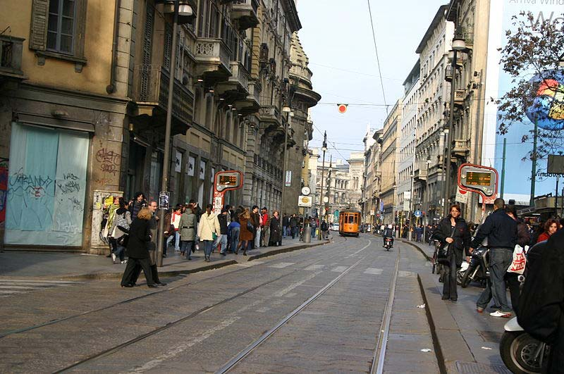 Outlets em Milão