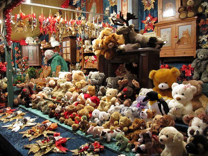 Mercado de Natal Estrasburgo
