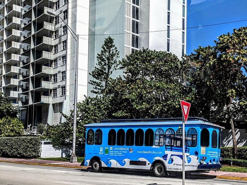 Trolley Miami Beach