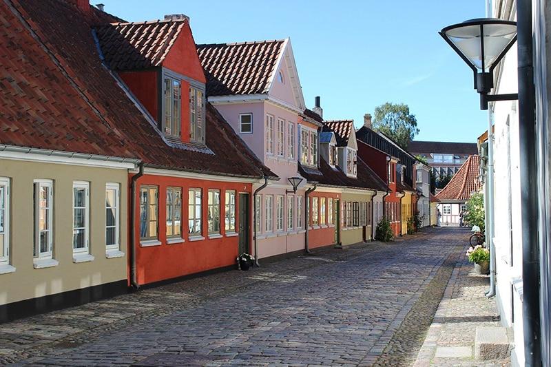 Verão na Dinamarca