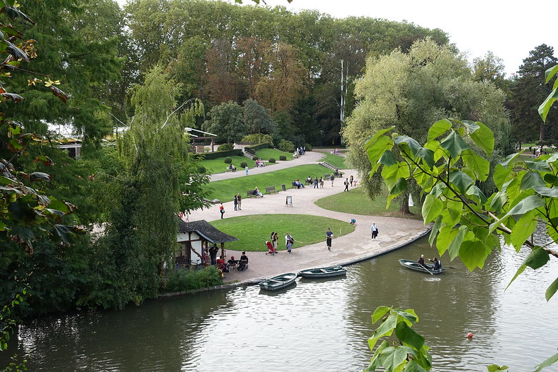 parque da França
