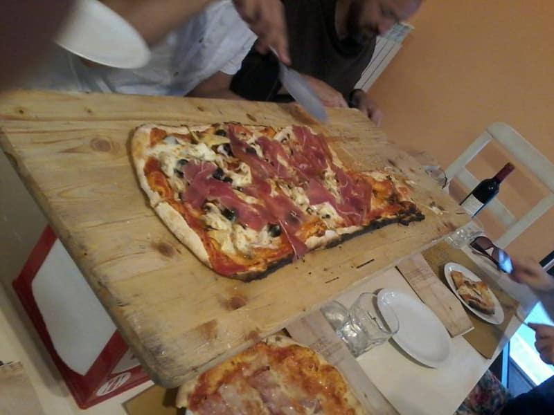 Pizzeria La Nonna Papera