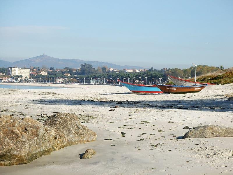 Praia de Samil Vigo