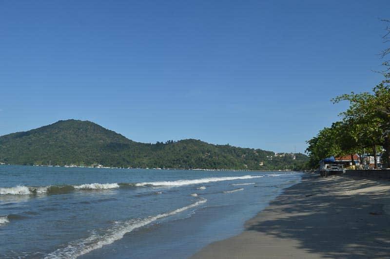 praia do itaguá ubatuba