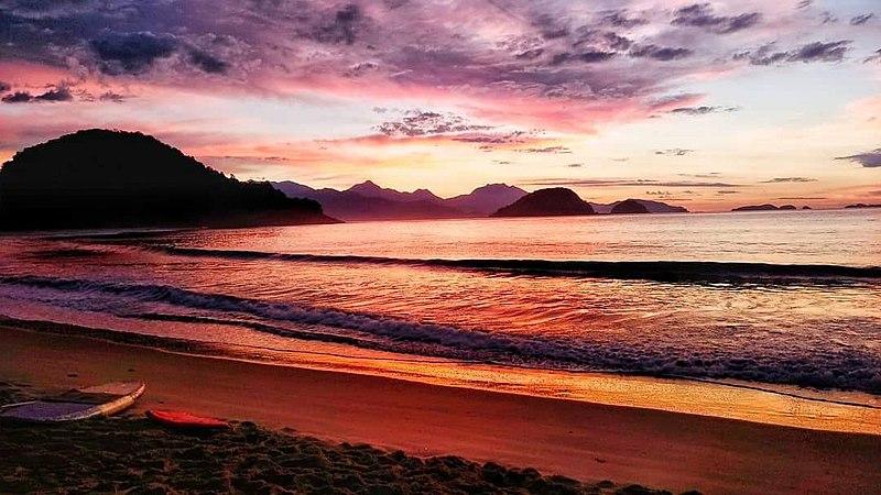 praia do félix ubatuba