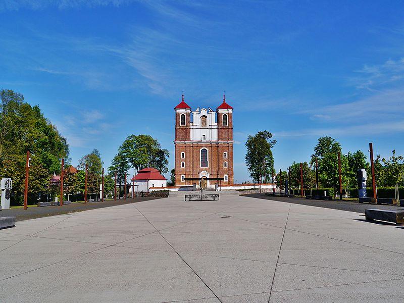 Igrejas na Lituânia