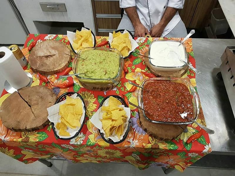 restaurante mexicano ubatuba