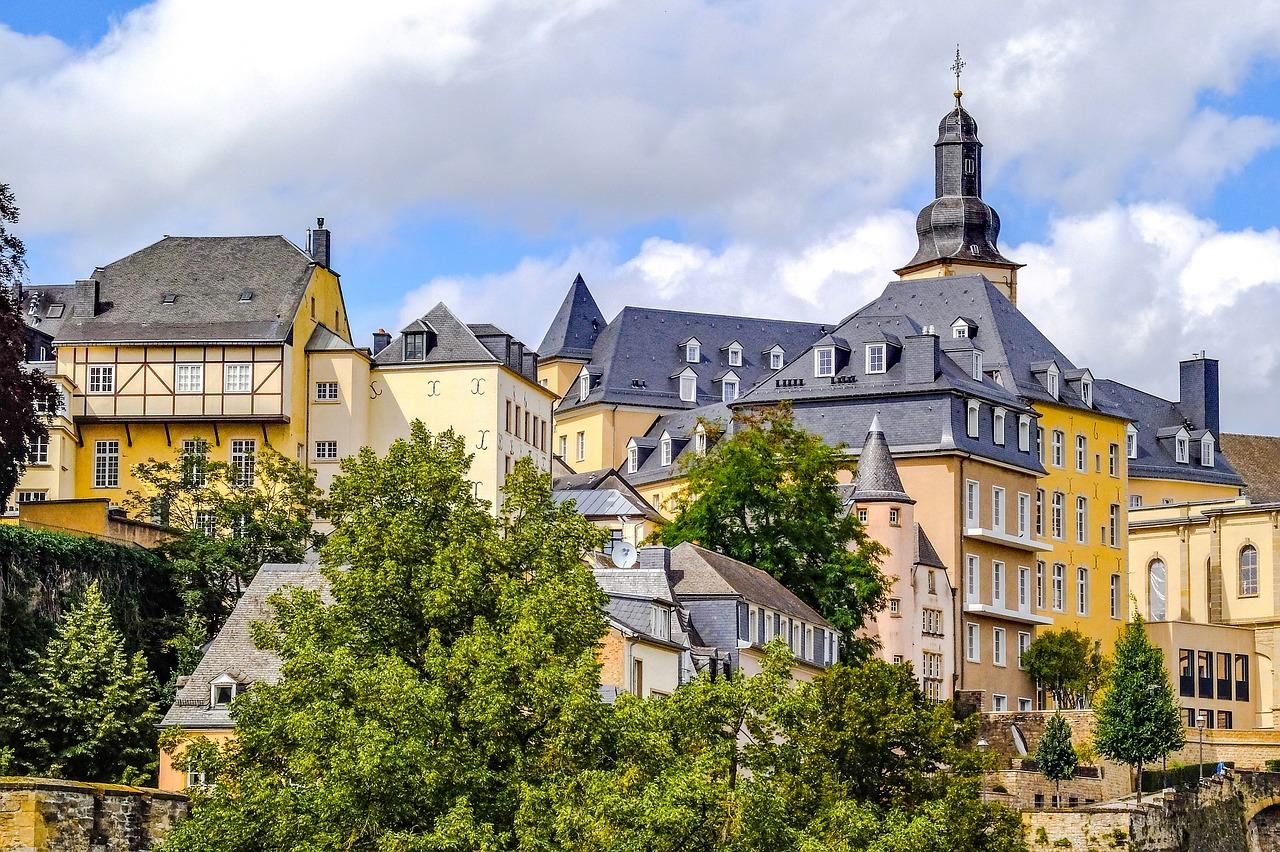 como ir de paris a luxemburgo