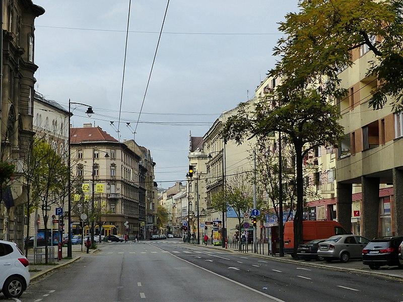 Onde ficar em Budapeste em bairro antigo
