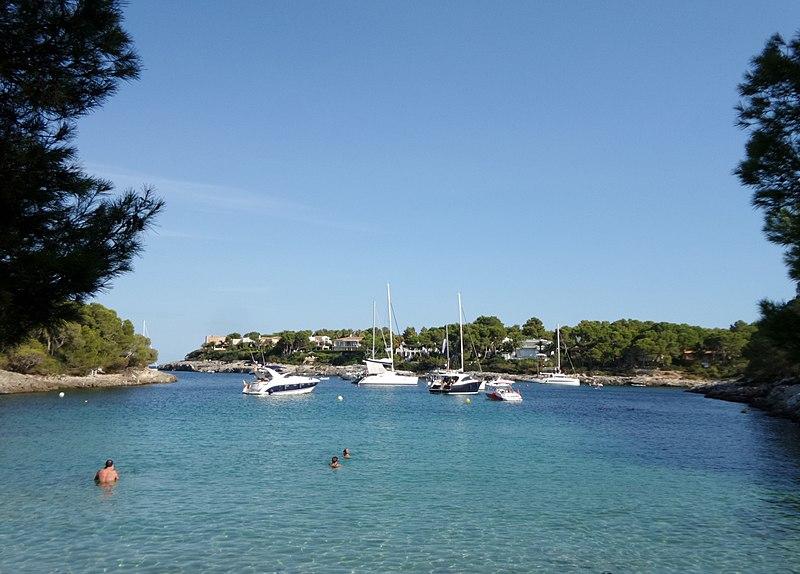 praias virgens na espanha