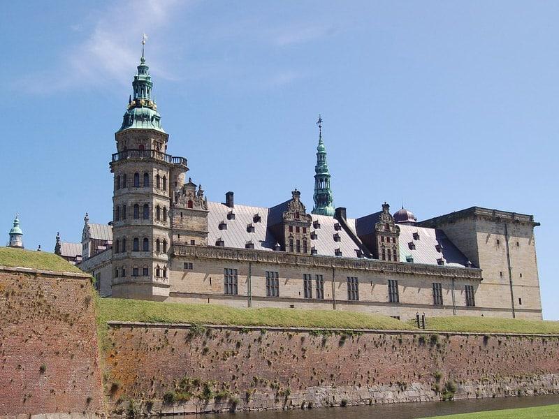 castelo hamlet dinamarca