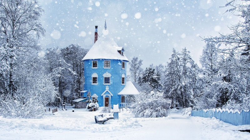 Clima na Finlândia