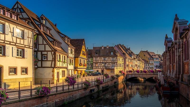 Excursão na Alsácia