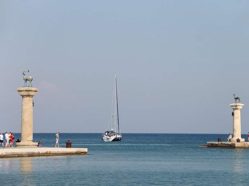 clima ilhas gregas