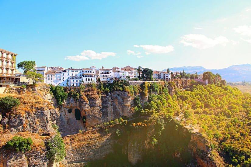 Como chegar em Granada a partir de Ronda