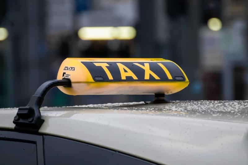 Táxi em Vigo